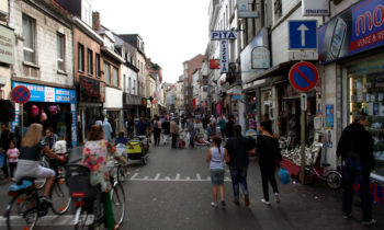 Chaussée de Gand: Pour une solution concertée afin de sécuriser le trafic cycliste